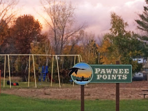 Pawnee Points Park