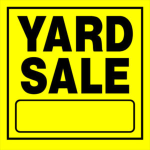 Lakewide Garage/Yard Sales @ Indian Lake, Howard City